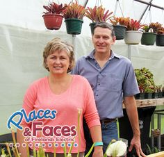 Larry and Hollie Snow, owners of My Green Obsession, have a passion for tropical and carnivorous plants. Learn more about this unique greenhouse near Charles Mill Lake in the October issue of Ohio Cooperative Living magazine.