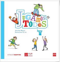 "Día Mundial de la Salud, 7 de abril: ""Jugamos todos?"" (Cuento de S.M.) Family Guy, Comics, Fictional Characters, Spanish, Science Area, Teaching Resources, April 7, Interactive Activities, Spanish Language"