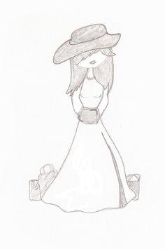 My sketch _ Sian