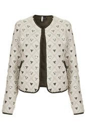 Beaded Embellished Jacket