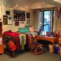My life Cornell University Dorm Room Cool Dorm Rooms, College Dorm Rooms, Dorm Room Necessities, Girls Apartment, University Dorms, Dorm Life, College Life, College Board, Dorm Room Organization