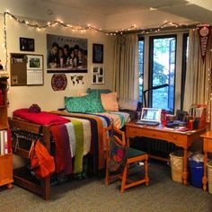 Cornell University Dorm Room