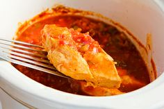 ... Salsa Chicken, Slow Cooker Salsa, Melted Mozzarella, Kalyn Kitchens