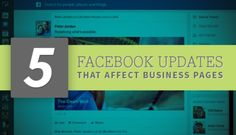 5 Updates that Affect Business Pages. Facebook News, About Facebook, Facebook Marketing, Social Media Marketing, Using Facebook For Business, Business Pages, Social Media Tips, Podiatry, September 2013