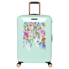 bc8892b8b364a1 Buy Ted Baker Sugar Sweet 4-Wheel 69.5cm Medium Suitcase