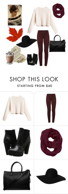 """Autumn 2015"" by selena-styles-ibtissem23 ❤ liked on Polyvore featuring J Brand, Steve Madden, Athleta, Paul & Joe and Monki"