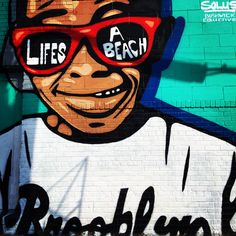 Street Art: Bushwick Brooklyn Graffiti