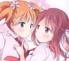yuu and haruka