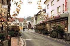 Vaduz, Leichtenstein Maybe not this exact spot, but I have been to Leichtenstein.