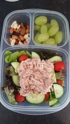 diabetic lunch ideas on the go Easy Healthy Meal Prep, Healthy Food Options, Easy Healthy Recipes, Diet Recipes, Healthy Snacks, Healthy Eating, Lunch Meal Prep, Lunch Snacks, Aesthetic Food
