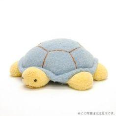 DIY tortoise soft toy