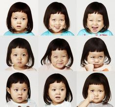 Choo Sarang is full of smiles and laughter in making film for 'allo&lugh' Superman Baby, Korean Babies, Asian Babies, Human Poses Reference, Photo Reference, Reference Images, Cute Kids, Cute Babies, Baby Kids