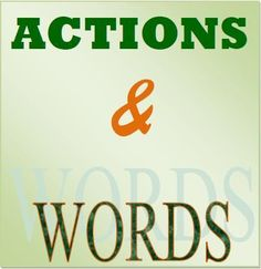 Actions speak louder than your words. -  Boy do they! I love people that contradict themselves on a daily basis. I love the ones that post religious quotes, bible verses, and how they are holier than thou, yet they turn around and post hateful things right after! Sounds contradictory, hypocritical, and just plane dumb if you ask me!