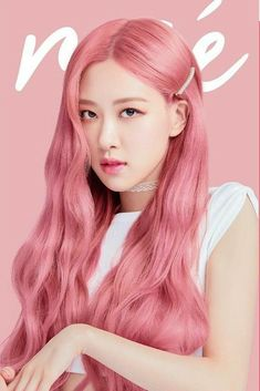 rose blackpink cute rose blackpink cute Best Pictures Pink Roses blackpink Tips Blossoms are a perf Lisa Blackpink Wallpaper, Rose Wallpaper, Rose Pink Hair, Pink Roses, Blue Hair, Blackpink Photos, Rose Photos, Black Pink Kpop, Black Pink Rose