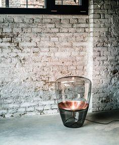 Brokis is een Tsjechische verlichtingsproducent die uiterst originele producten maakt van geblazen glas.