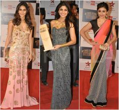 Best Dressed at the Big Star Entertainment Awards | PINKVILLA