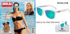 Os contamos el viaje a Miami de Paula Echevarría.  Así le sientan de bien el bikini y las gafas que luce. Ver ▶ http://regalva.com/paula Colección de máxima calidad. Fabricadas con lentes Polarizadas UV400 Protection de altas prestaciones. Variedad de colores. http://regalva.com/paula #gafas #gafasdesol #lentes #paulaechevarría #moda #outfit #fashion #bloggers #miami
