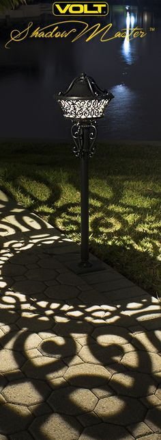 Have you checked out our new ShadowMaster pathway light? Outdoor Landscaping, Outdoor Gardens, Coach Lights, Pathway Lighting, French Country Style, Pathways, Organic Gardening, Sidewalk