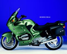 BMW Motorycle R 100 RT Series