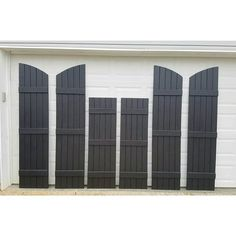 Sent out some extra large black painted shutters today! This may be our favorite yet.  Can't wait to see pictures after they are installed! ❤