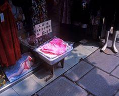 Greg Girard, Underwear, Shanghai, 2009