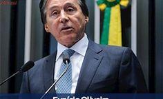 Estável, presidente do Senado está internado em Brasília após desmaio