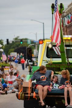 PHOTOS: Fourth of July parade in Perry | The Perry Chief