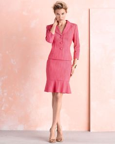 296 Best Women S Suits Images Office Looks Workwear Office Attire