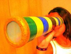 Como hacer un caleidoscopio - Taringa!