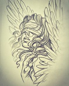 Best 20  Angel Drawing Ideas On Pinterest Angel Sketch, Greek - 736x920 - jpeg