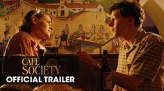 Café Society (Woody Allen 2016 Movie) – Official Trailer