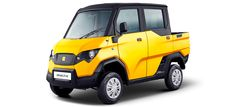 Eicher Polaris, the joint venture between Eicher Motors and Polaris Industries, today launched the new Multix. The vehicle, billed as a 'personal utility vehicle', is targeted at independent businessmen in India. New Pickup Trucks, Polaris Industries, Automobile, Mini Car, Little Truck, Mini Trucks, Small Trucks, Smart Car, Cute Cars