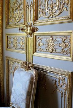 Gilded French Blue