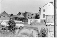 Pilton Causeway, Barnstaple 1977