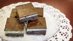 Mitä saadaan, kun yhdistetään kuohkea, suklainen pohjataikina, makea kahvikuorrutus ja ripotellaan päälle runsaasti nonparelleja? No tietenkin mokkapaloja. Suklaiset, pehmeät mokkapalat …