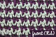 Crochet Stitch Houndstooth : ... Crochet on Pinterest Bolero pattern, Free crochet and Free pattern