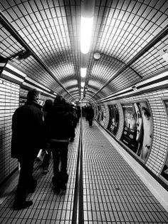 Underground Tunnel Mono   Flickr - Photo Sharing!