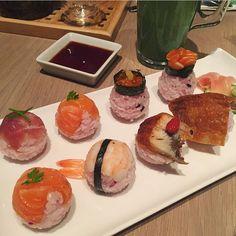 Temari Sushi by Tombo London