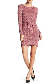 Image of JUST FOR WRAPS Hacci Sweater Dress