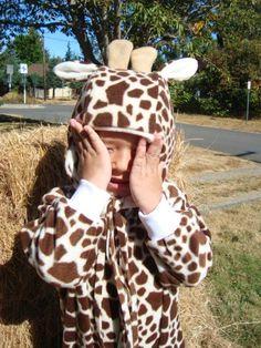Giraffe+Costume+Toddler+Halloween+Dress+Up+by+MoonStoneDesigns,+$87.00