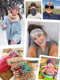HAPPY TIMES ☃️🌻🌈🙌🏼💃 of het nu sneeuwt, regent, waait of het zonnetje schijnt, de BOHO BANDEAU is altijd leuk en fijn om te dragen. HAPPY CUSTUMERS Boho Bandeau haarband | infinity shawl vanaf €13,95 #bohobandeau #haarband #lovelyscarfs #headband Boho, Crochet Hats, Fashion, Knitting Hats, Moda, Fashion Styles, Fasion, Bohemian, Boho Aesthetic