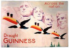 My Goodness! My Guinness!  - una serie inedita di Adv, Mai pubblicati dal birrificio