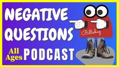 Negative questions. Hey, sometimes questions aren't really questions at all. Speakers of English often want to confirm information we think we know. In other words, we might know something about a fact and we simply want to know if it's true or not. We also use negative questions to offer an opinion, polite requests and offers. When someone uses a negative question, be careful with your answer. American English Grammar, English Language, Grammar Review, Do You Remember, English Lessons, When Someone, Speakers, Politics, Facts