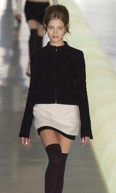 Chanel at Paris Fall 2003