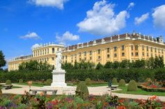 "Wonder of European Baroque architecture, the Schönbrunn Palace in Vienna, Austria, takes us back to the history of the Habsburg dynasty. The ""Austrian Versailles"" has more than 1,400 rooms of which usually around 40 are open to the public."