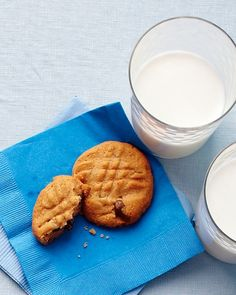 Flour-less PB Cookies.