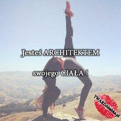Jesteś architektem...