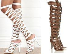 Gladiator Boots!