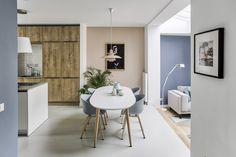 Portfolio - Studio Binnen Portfolio Design, Utrecht, Dining Area, Dining Room, Kitchen Rules, Studio, Scandinavian Style, Interior Design Kitchen, Interior Design Inspiration