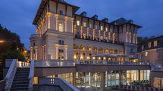 Für die Gesundheit: Falkensteiner Hotel Grand MedSpa Marienbad****  #falkensteiner #marienbad #Tschechien #fitreisen